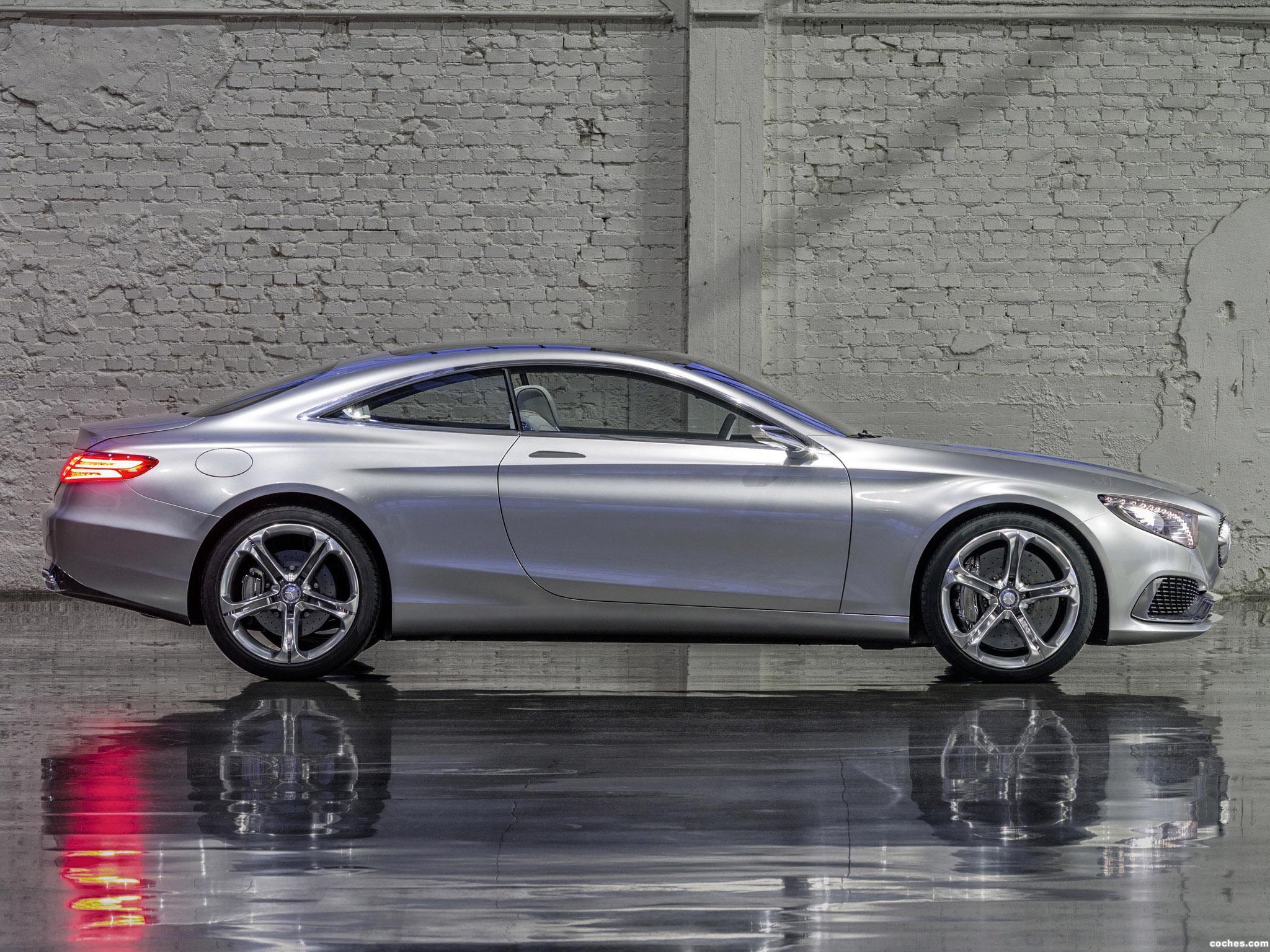 Foto 7 de Mercedes Clase S Coupe Concept 2013