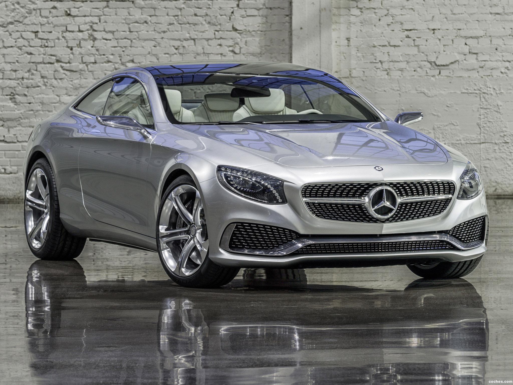 Foto 0 de Mercedes Clase S Coupe Concept 2013