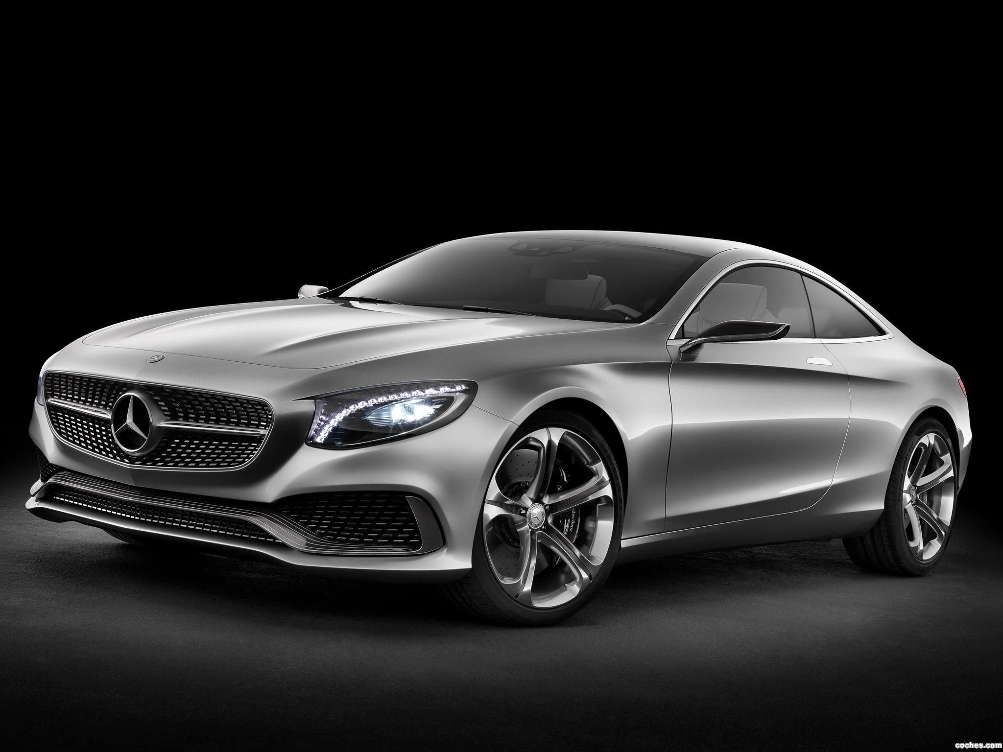 Foto 28 de Mercedes Clase S Coupe Concept 2013