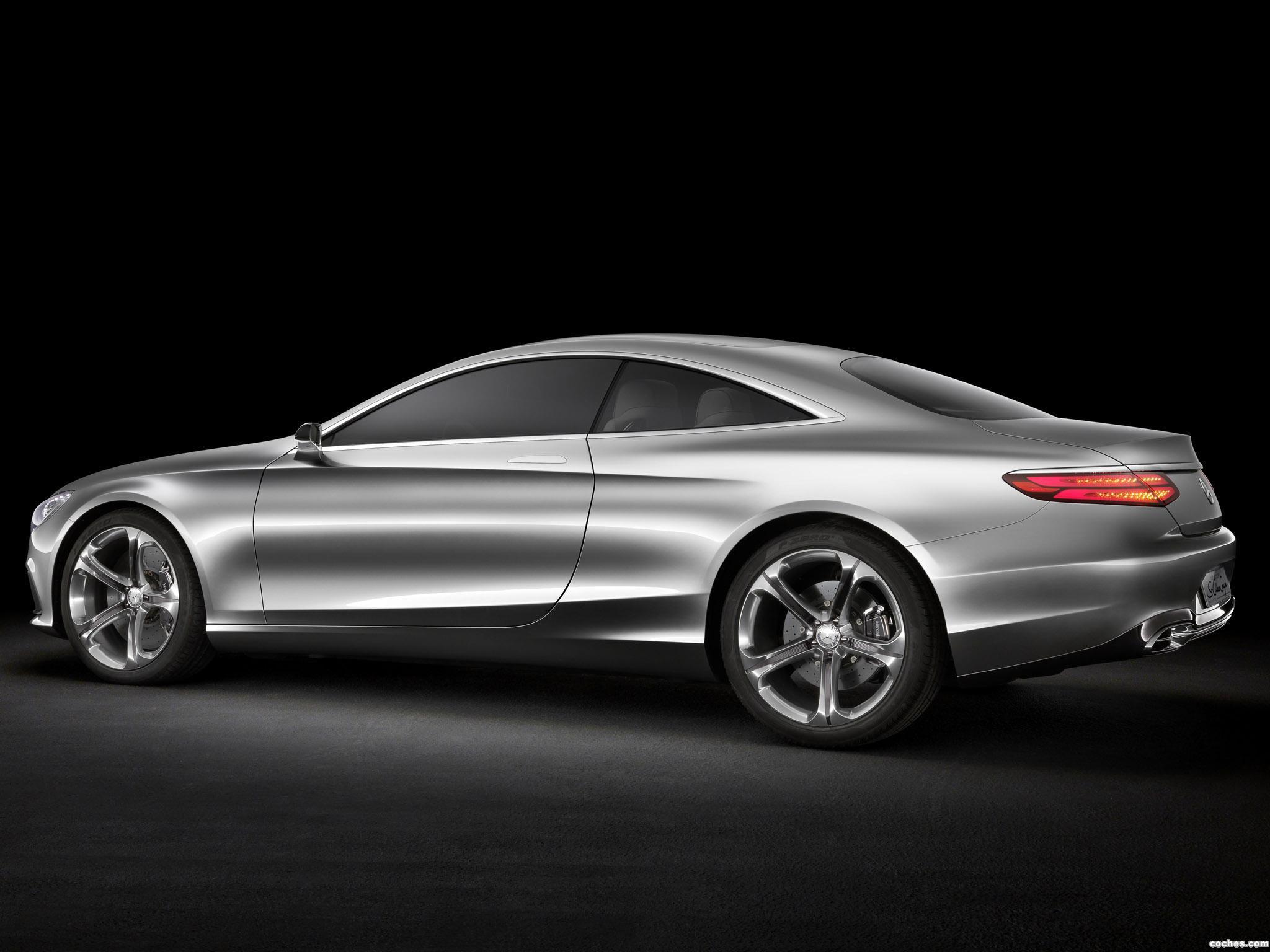 Foto 27 de Mercedes Clase S Coupe Concept 2013