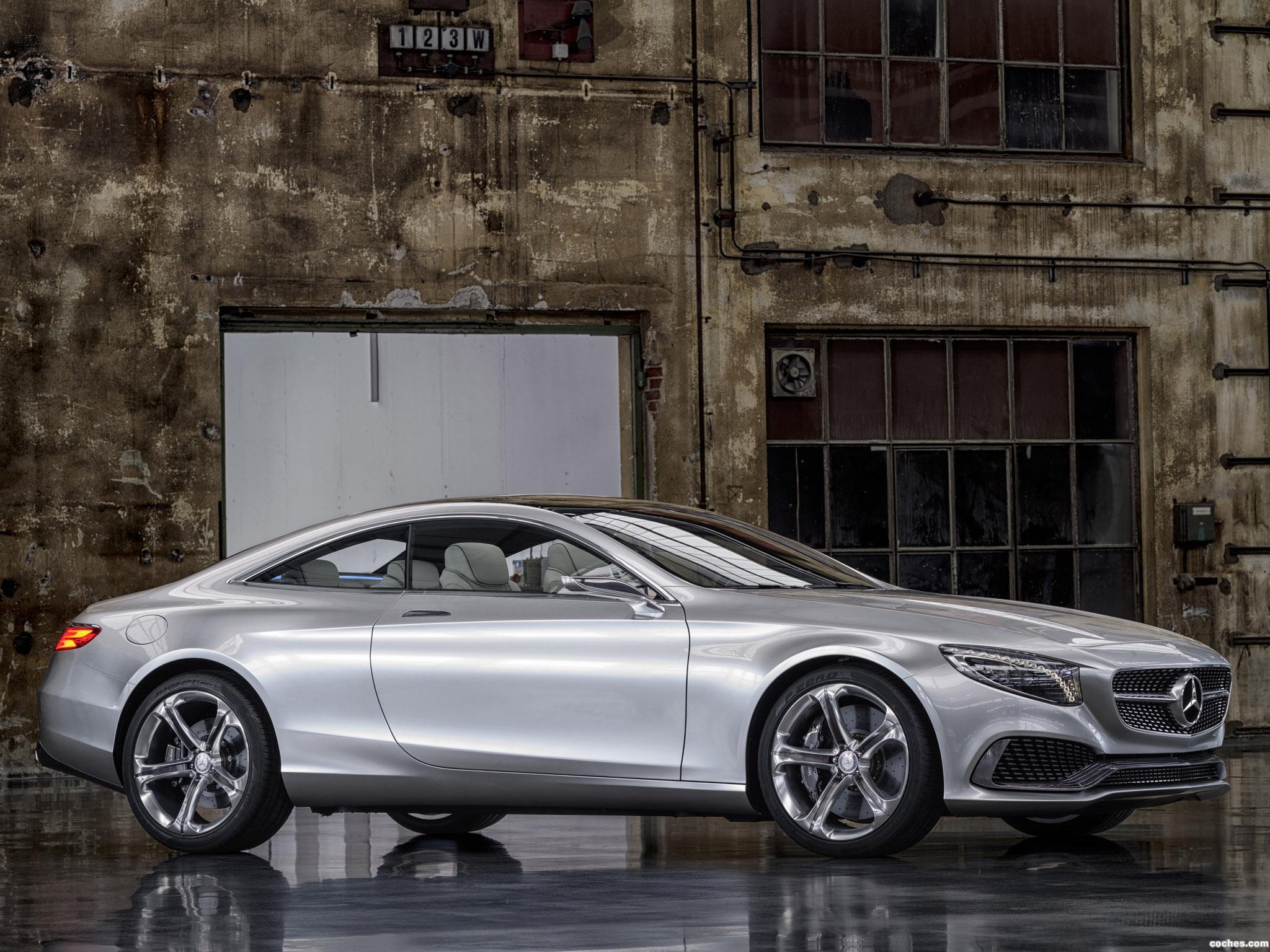 Foto 25 de Mercedes Clase S Coupe Concept 2013