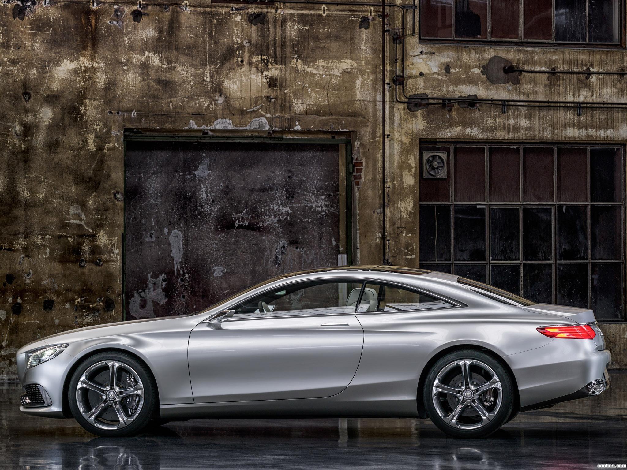 Foto 24 de Mercedes Clase S Coupe Concept 2013