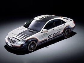 Ver foto 6 de Mercedes Clase S ESF Experimental- Safety Vehicle 2009