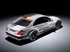 Ver foto 5 de Mercedes Clase S ESF Experimental- Safety Vehicle 2009
