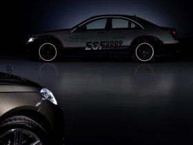 Ver foto 3 de Mercedes Clase S ESF Experimental- Safety Vehicle 2009