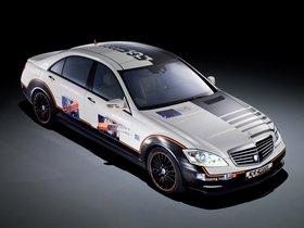 Fotos de Mercedes Clase S ESF Experimental Safety Vehicle 2009