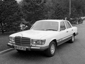 Fotos de Mercedes Clase S ESF24 W116 1974