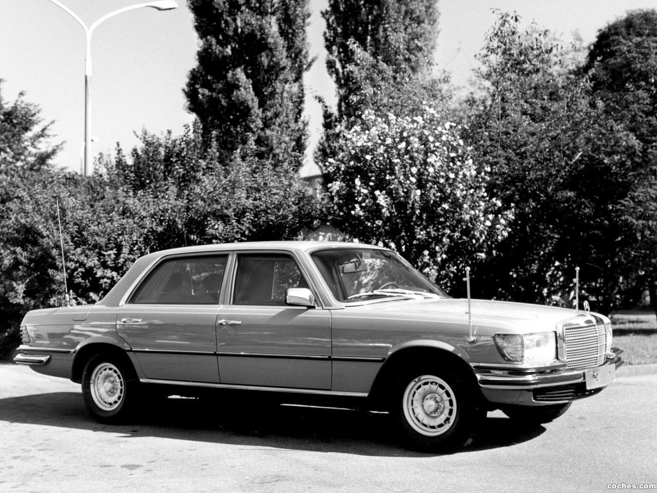 Foto 0 de Mercedes Guard W116