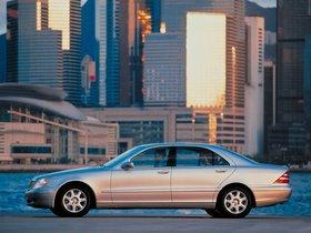 Ver foto 15 de Mercedes S-Klasse Lang W220 1998