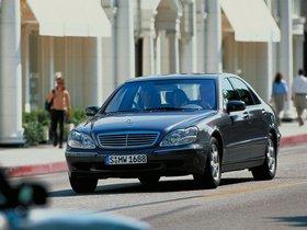 Ver foto 6 de Mercedes S-Klasse Lang W220 1998