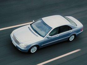 Ver foto 4 de Mercedes S-Klasse Lang W220 1998
