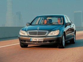 Ver foto 3 de Mercedes S-Klasse Lang W220 1998