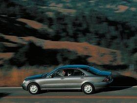 Ver foto 2 de Mercedes S-Klasse Lang W220 1998