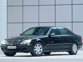 Fotos de Mercedes S-Klasse Lang W220 1998