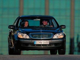 Ver foto 13 de Mercedes S-Klasse Lang W220 1998