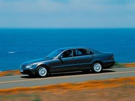 Ver foto 12 de Mercedes S-Klasse Lang W220 1998