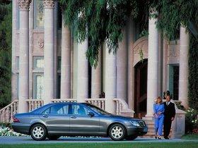 Ver foto 11 de Mercedes S-Klasse Lang W220 1998
