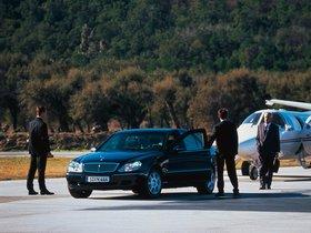 Ver foto 10 de Mercedes S-Klasse Lang W220 1998