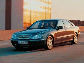 Ver foto 8 de Mercedes S-Klasse Lang W220 1998