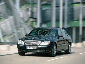 Ver foto 7 de Mercedes S-Klasse Lang W220 1998