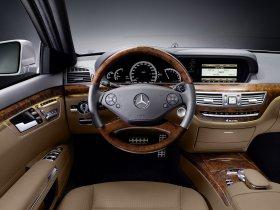 Ver foto 27 de Mercedes Clase S S500 AMG SportsPackage 2009