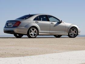 Ver foto 12 de Mercedes Clase S S500 AMG SportsPackage 2009
