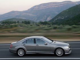 Ver foto 9 de Mercedes Clase S S500 AMG SportsPackage 2009