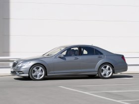 Ver foto 20 de Mercedes Clase S S500 AMG SportsPackage 2009