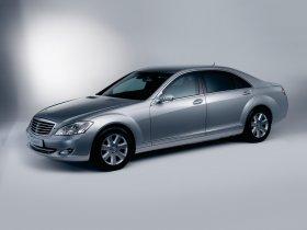 Ver foto 4 de Mercedes S-Klasse S-Guard 2006