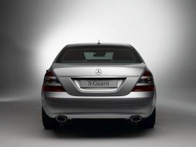 Ver foto 3 de Mercedes S-Klasse S-Guard 2006