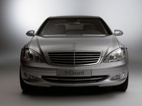 Ver foto 2 de Mercedes S-Klasse S-Guard 2006