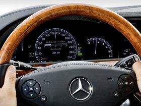 Ver foto 9 de Mercedes Clase S S250 CDI BlueEfficiency W221 2010
