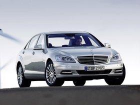 Ver foto 7 de Mercedes Clase S S250 CDI BlueEfficiency W221 2010