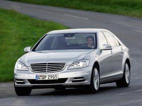 Ver foto 5 de Mercedes Clase S S250 CDI BlueEfficiency W221 2010