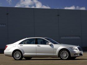 Ver foto 3 de Mercedes Clase S S250 CDI BlueEfficiency W221 2010