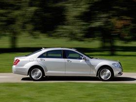 Ver foto 2 de Mercedes Clase S S250 CDI BlueEfficiency W221 2010