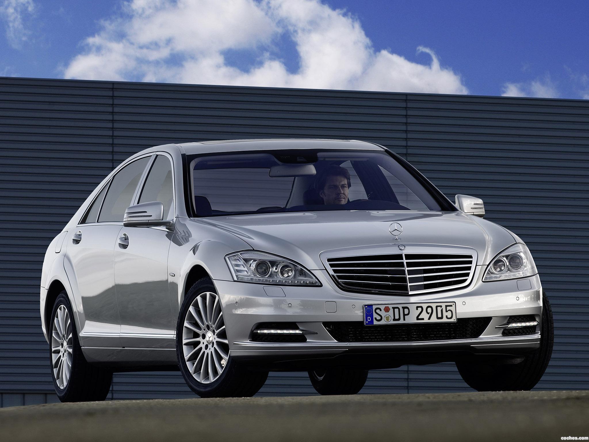 Foto 0 de Mercedes Clase S S250 CDI BlueEfficiency W221 2010