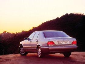 Ver foto 2 de Mercedes S-Klasse S280 W140 1993