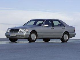Fotos de Mercedes S-Klasse S280 W140 1993