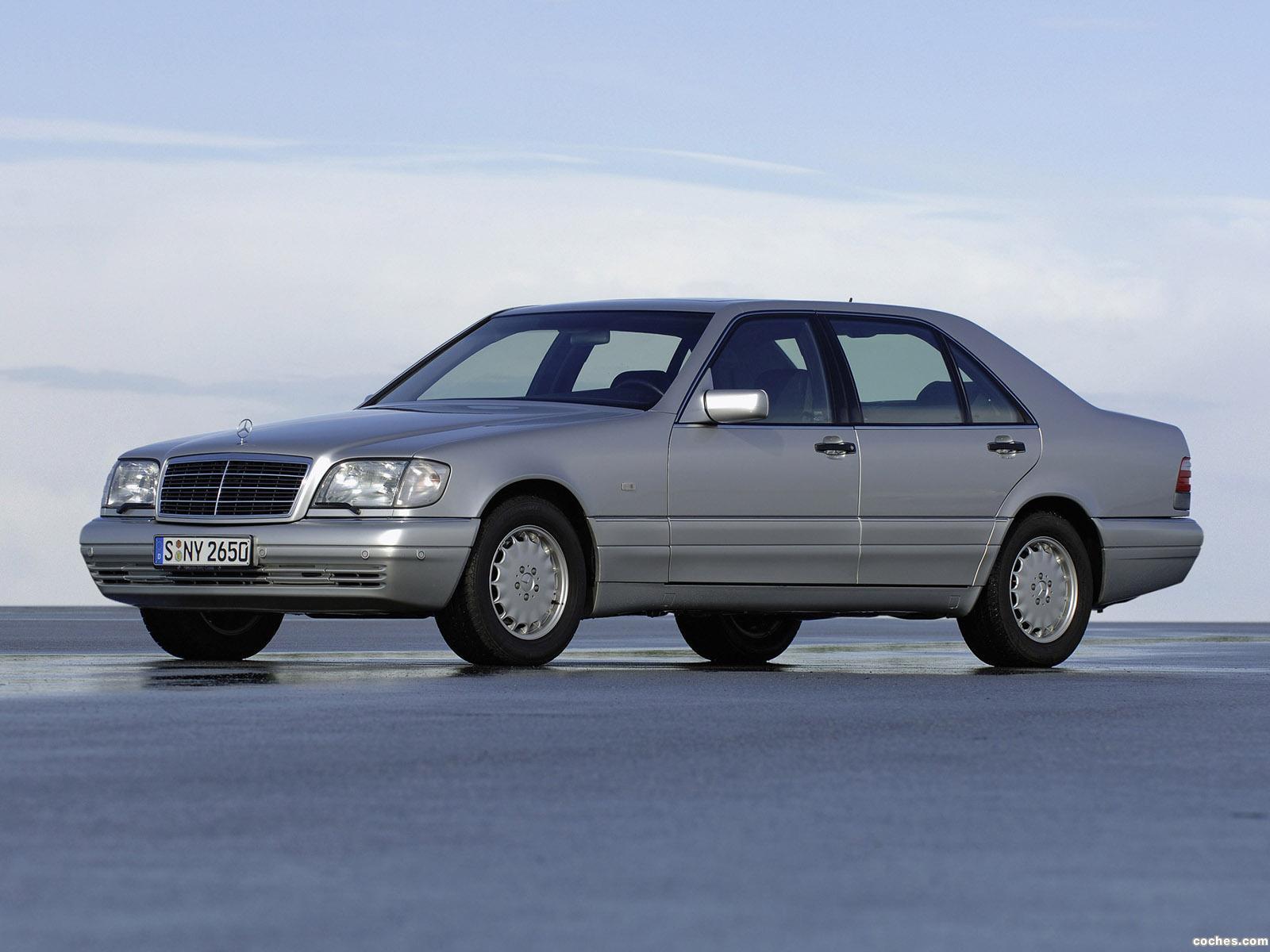 Foto 0 de Mercedes S-Klasse S280 W140 1993
