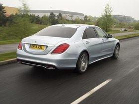 Ver foto 8 de Mercedes Clase S S300 BlueTec Hybrid W222 UK 2013