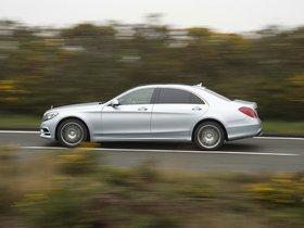 Ver foto 7 de Mercedes Clase S S300 BlueTec Hybrid W222 UK 2013