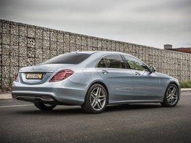 Ver foto 6 de Mercedes Clase S S300 BlueTec Hybrid W222 UK 2013