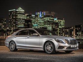Ver foto 4 de Mercedes Clase S S300 BlueTec Hybrid W222 UK 2013