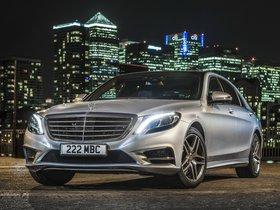 Ver foto 3 de Mercedes Clase S S300 BlueTec Hybrid W222 UK 2013