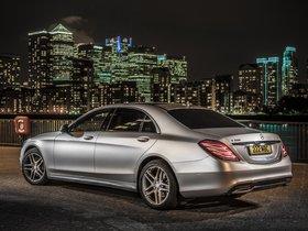 Ver foto 2 de Mercedes Clase S S300 BlueTec Hybrid W222 UK 2013