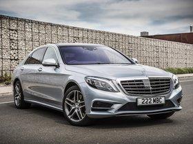 Fotos de Mercedes Clase S S300 BlueTec Hybrid W222 UK 2013