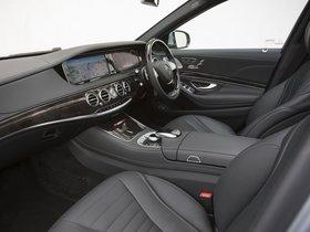 Ver foto 17 de Mercedes Clase S S300 BlueTec Hybrid W222 UK 2013