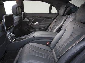 Ver foto 16 de Mercedes Clase S S300 BlueTec Hybrid W222 UK 2013