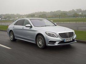 Ver foto 14 de Mercedes Clase S S300 BlueTec Hybrid W222 UK 2013